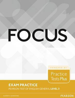 Focus Exam Practice: Pearson Tests of English General Level 3, фото 2