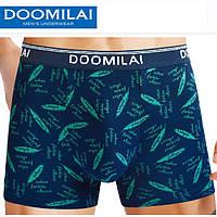Мужские боксеры стрейчевые  Марка «DOOMILAI» Арт.D-01088