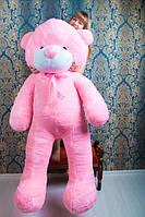 """Плюшевый мишка """"Рафаэль"""", розовый, 200 см."""