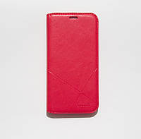 Чехол-книжка для смартфона Samsung J7 2017 J730 красная