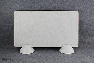 Обогреватель керамогранитный UDEN-S Изморозь кварцевый (ножки-конусы) 500 Вт