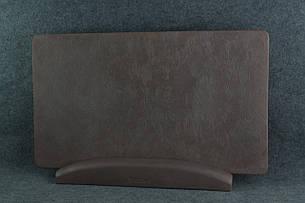 Обогреватель керамогранитный Изморозь ореховый (ножка-планка) 450 Вт