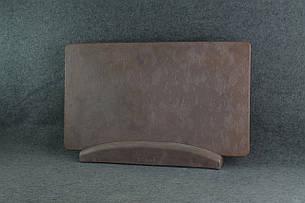 Обогреватель керамогранитный Изморозь ореховый (ножка-планка)