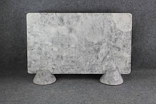 Керамогранитный электрообогреватель UDEN-S Филигри меланж (ножки-конусы) 450 Вт