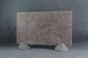 Керамогранитный дизайн-обогреватель UDEN-S Филигри ореховый (ножки-конусы) 450 Вт