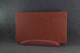 Обогреватель керамогранитный Холст коралловый (ножка-планка) 450 Вт