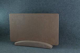 Керамогранитный обогреватель UDEN-S Холст родонит (ножка-планка) 450 Вт