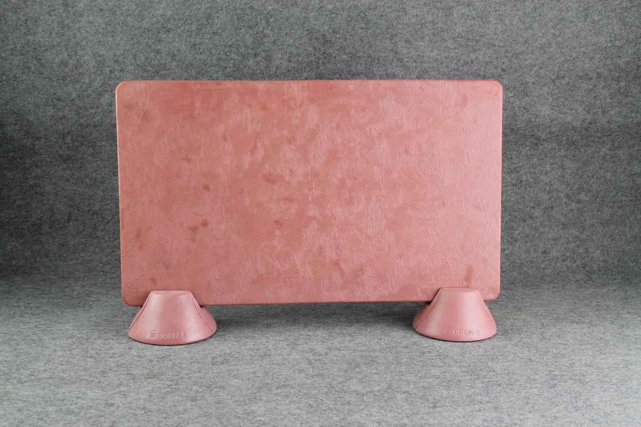 Обігрівач керамогранитный UDEN-S Паморозь кораловий (ніжки-конуси) 450 Вт