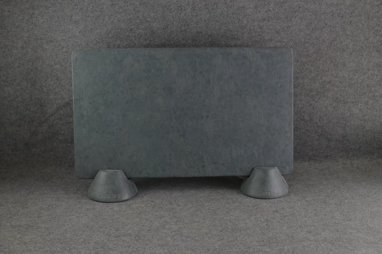 Керамогранитный обогреватель UDEN-S Изморозь деним (ножки-конусы) 450 Вт