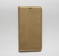 Чехол-книжка для смартфона Xiaomi Mi Max золотая