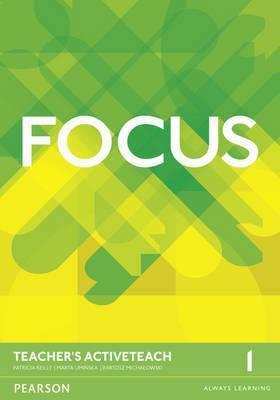 Focus 1 Teacher's ActiveTeach, фото 2