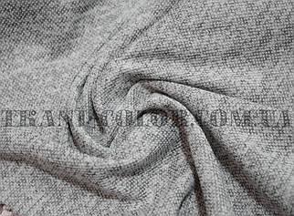 Трикотаж ангора софт светло-серый меланж
