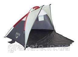 Палатка двухместная пляжная 200х100х100 см.