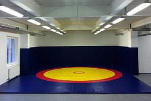 Спортивные ковры борцовские, маты-татами