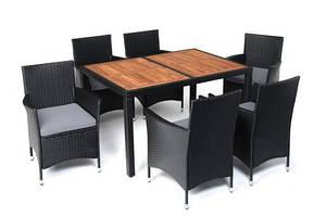 Комплект садовой мебели 6