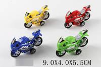 Мотоцикл инерционный 158 MotoGP