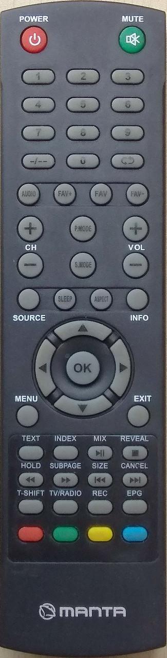 Пульт от телевизора manta
