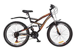 Велосипед горный с амортизаторами спортивный Дискавери Canyon 26, фото 2