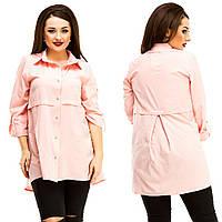Женское Летняя Рубашка Туника Хаки — в Категории