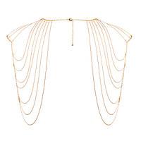 Интимное украшение Bijoux Indiscrets Magnifique Shoulder Jewelry Gold