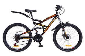 Велосипед горный с амортизаторами спортитвный Дискавери Canyon 26 дисковые тормоза, фото 2
