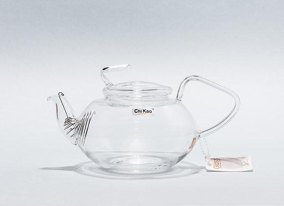 """Стеклянный заварник для чая """"CHI KAO"""" 360мл."""