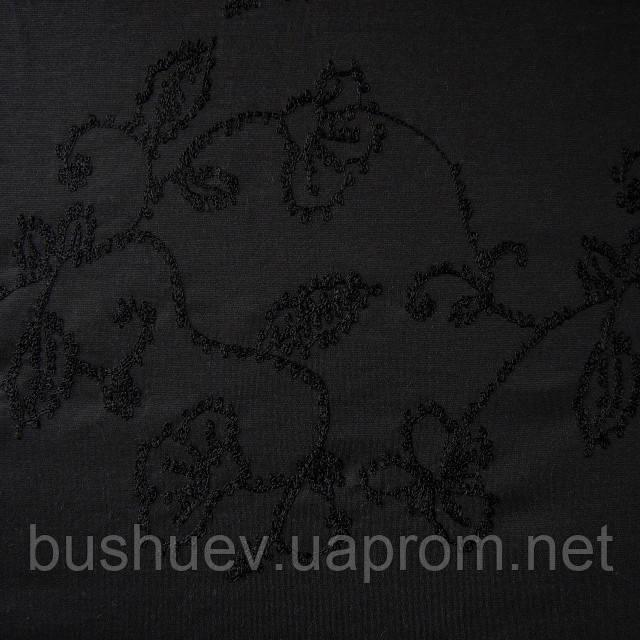 fa1e6c202a34 Трикотажное полотно с вышивкой «Дублин»: продажа оптом и в розницу ...