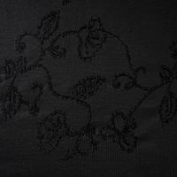 Трикотажное полотно с вышивкой «Дублин»