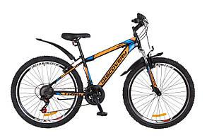 Велосипед с амортизаторами спортивный Дискавери Trek 26, фото 2