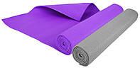 Коврик для йоги «HOP-SPORT-05 PVC» 1730x610x5мм