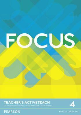 Focus 4 Teacher's ActiveTeach, фото 2