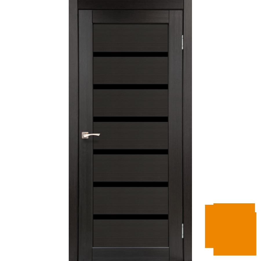 "Межкомнатная дверь коллекции ""Porto deluxe"" PD-01 (венге)"