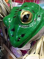 Маска лягушки-жабы