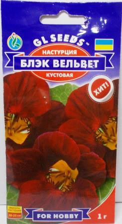 Красоля Блек Вельвет 1г (GL Seeds)