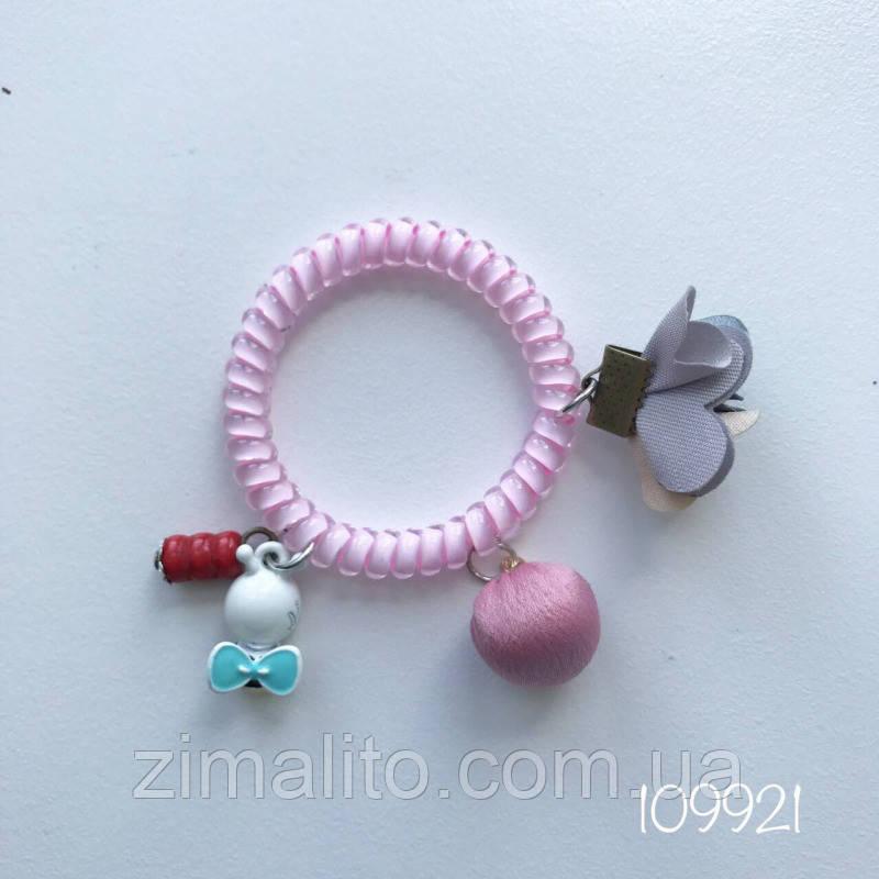 Резинка kids pink