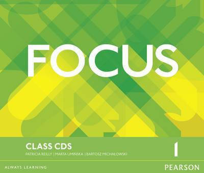 Focus 1 Class Audio CDs, фото 2