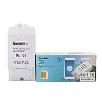 Sonoff G1: Умный Дистанционный GPRS/GSM Выключатель