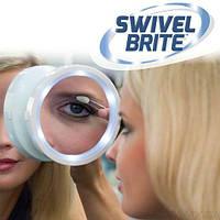 Зеркало с подсветкой для макиажа SWIVEL BRITE , фото 1