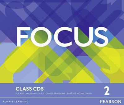 Focus 2 Class Audio CDs, фото 2