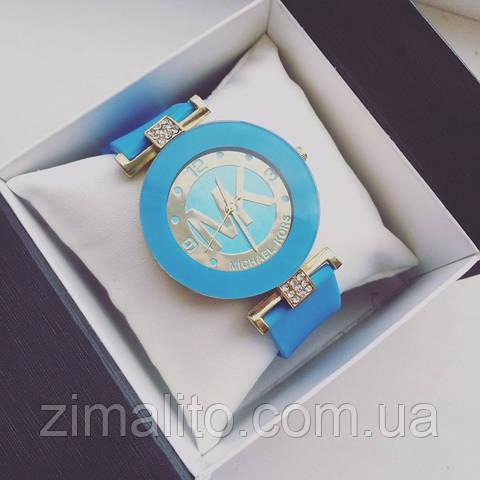 РЕПЛИКА Часов Michael Kors blue
