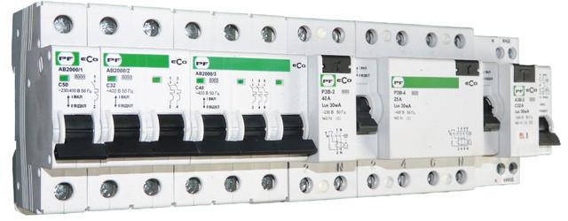 Модульные автоматические выключатели Промфактор