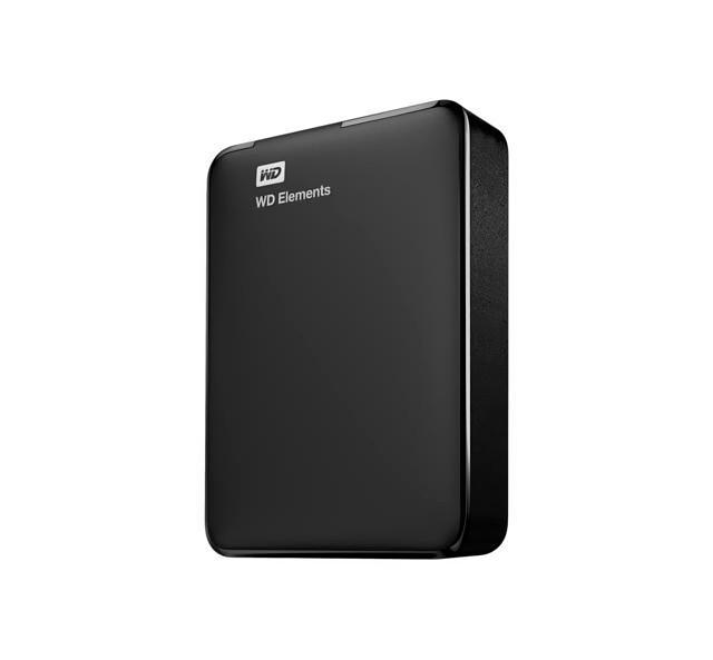 Внешний жесткий диск 2 Tb Western Digital Elements Desktop, Black, USB
