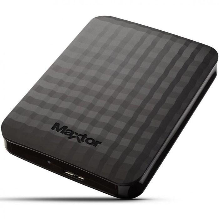 Внешний жесткий диск 1 Tb Seagate (Maxtor), Black, USB 3.0 (STSHX-M101