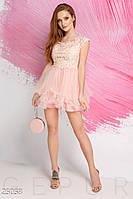 Нежное платье-пачка Gepur 25058