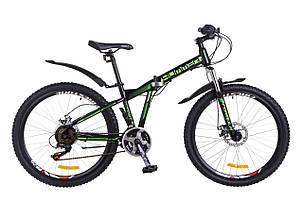 """Велосипед спортивный складная рама Formula Hummer DD 26"""" дюймов, фото 2"""