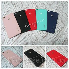 TPU чехол Smitt накладка бампер для Xiaomi (Ксиоми) Mi Max 2 (5 цветов)