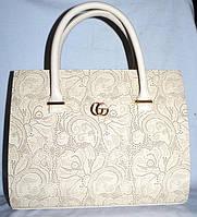Женская сумка, каркасная, Gucci, NEW, 1099