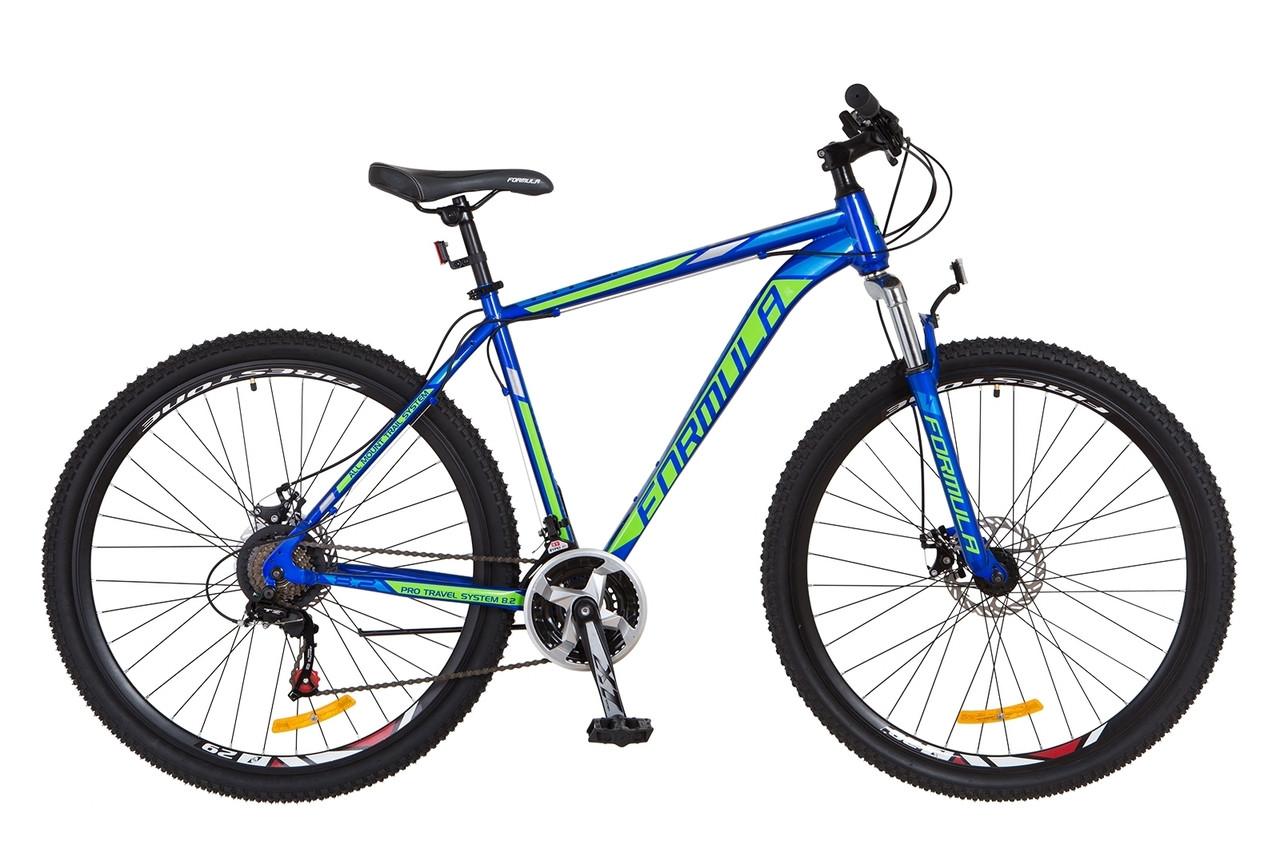 """Спортивный велосипед скидки до 10% ATLANT 29"""" на дисковых тормозах"""