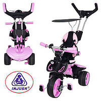 Детский трехколесный велосипед 3262-003 INJUSA