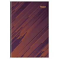 Книга канцелярская А4 Axent 8423-112-A Diagonal, 192л., клетка., оранжевая